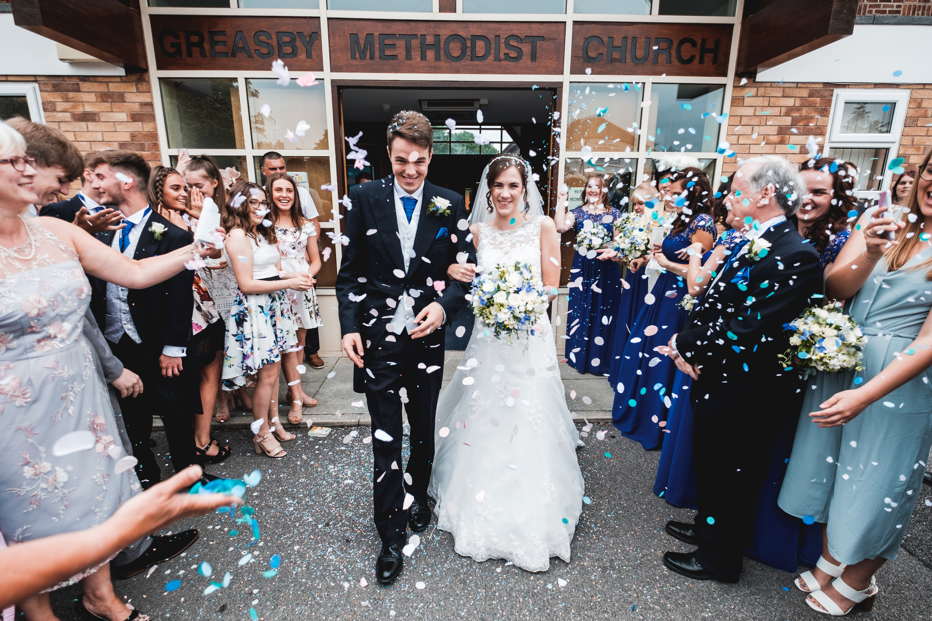 Alex + Helen's Wedding Film and Photography at the Holiday nn ellesmere port