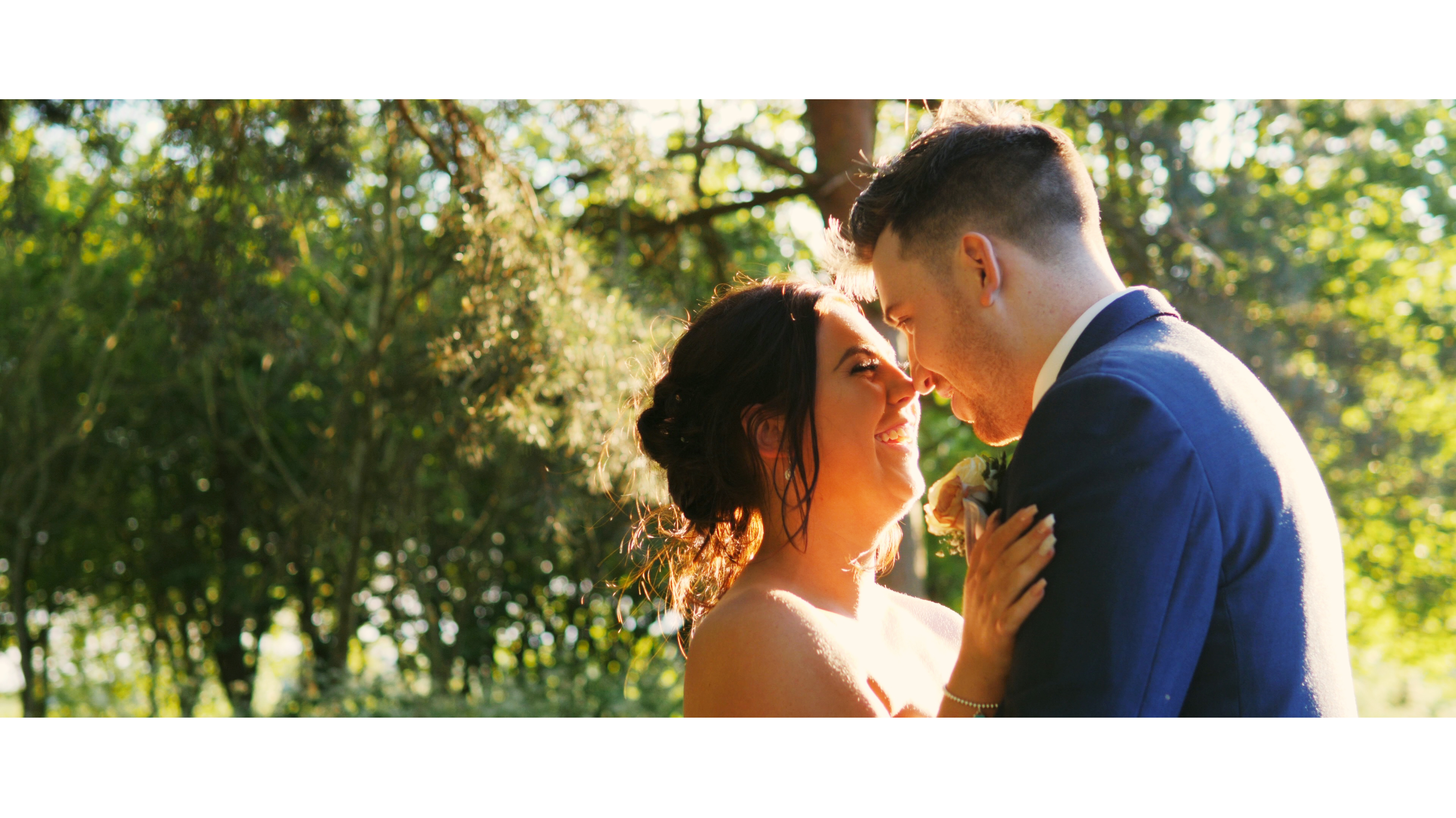 Conor & Chelsea's Wedding Highlights Film at Alrewas Hayes Country House