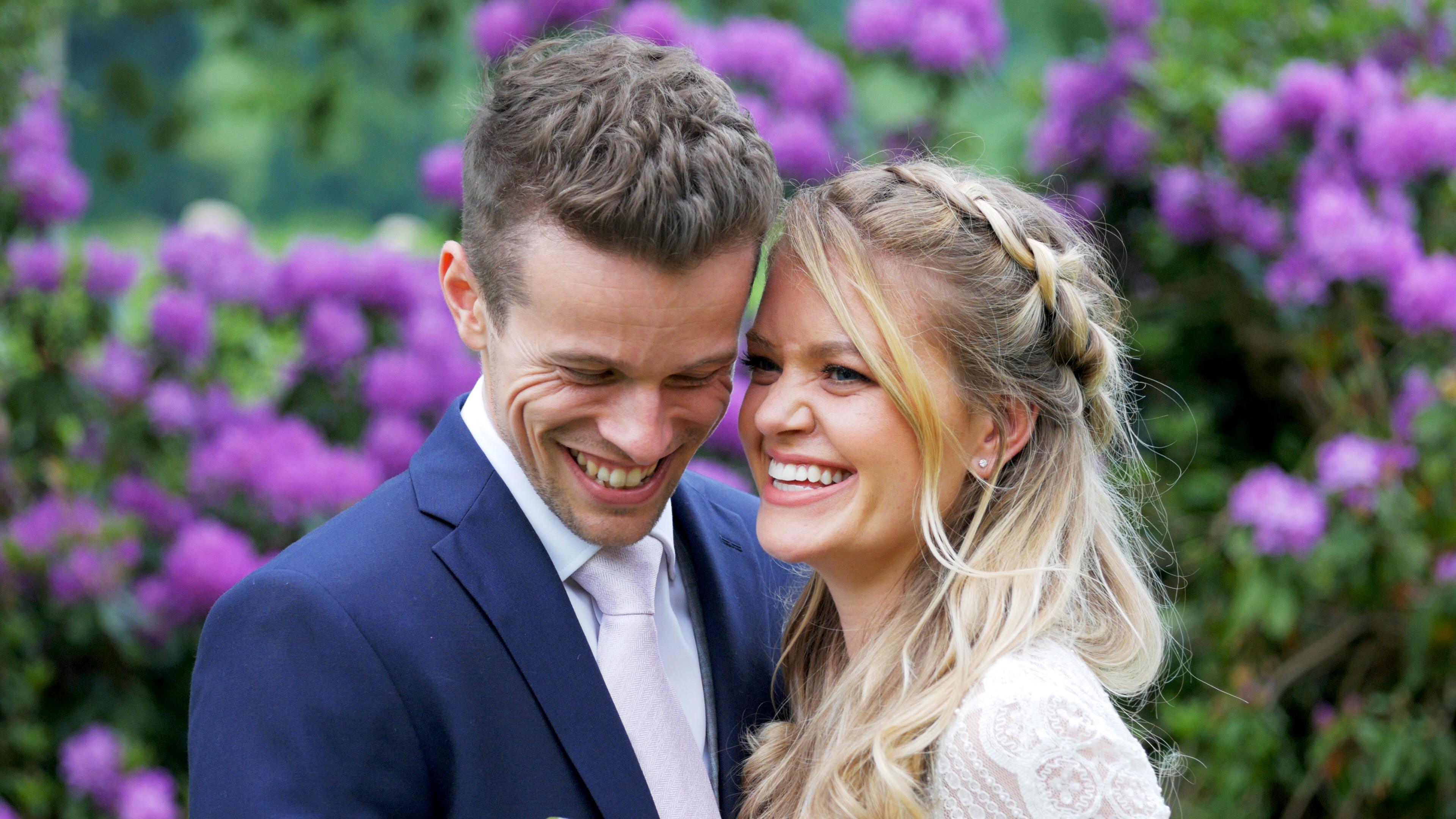 Harry + Alice's Wedding Film at Tyn Dwr Hall