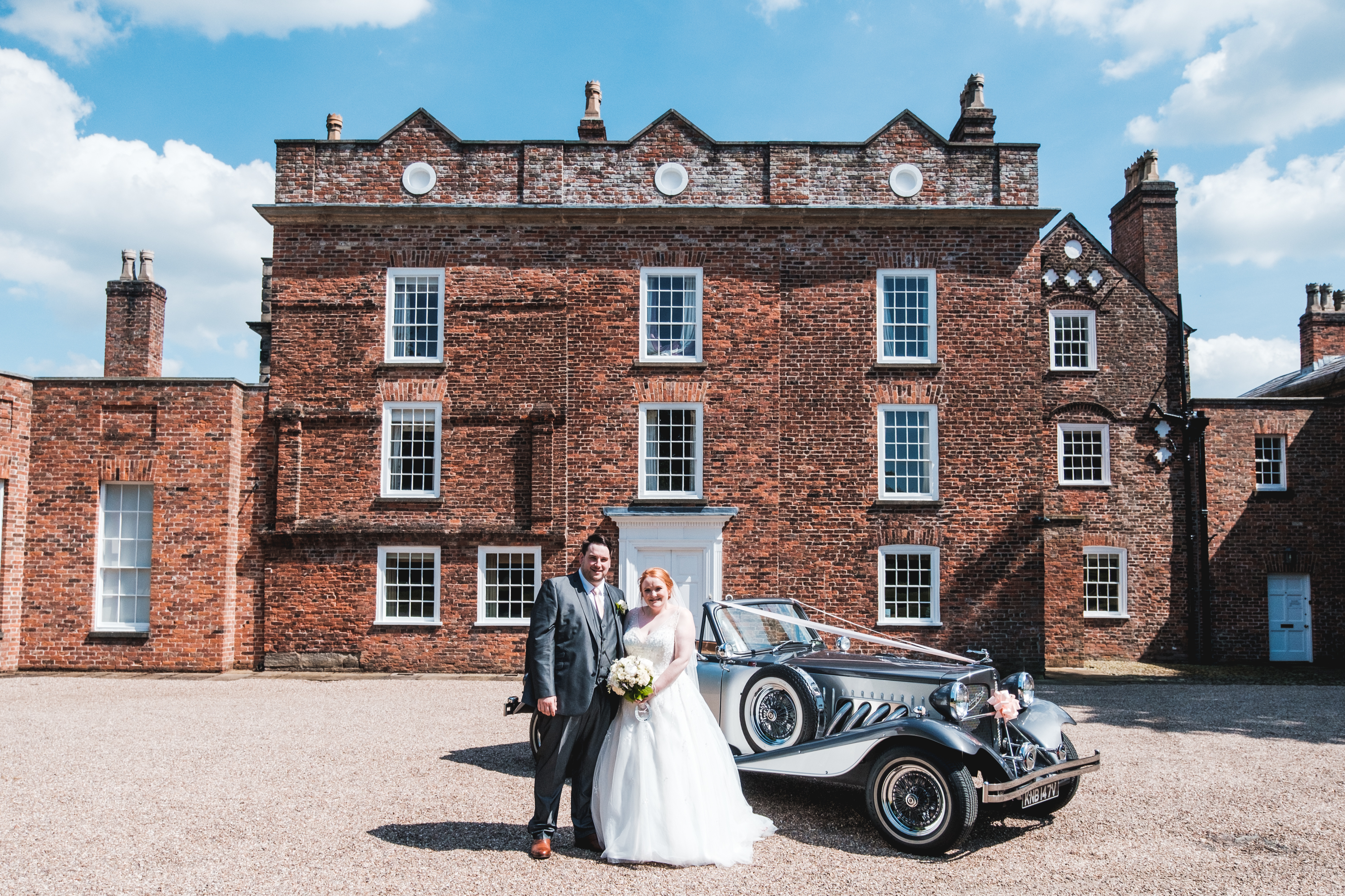 Mike & Beth's Wedding Film at Meols Hall, Southport